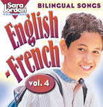 Bilingual Songs, English-French: Volume 4