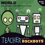 Teacher and the Rockbots: World