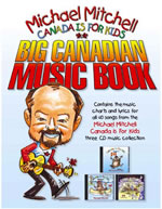 Michael Mitchells Big Canadian Music Book Download