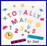 Dr Jean: Totally Math CD