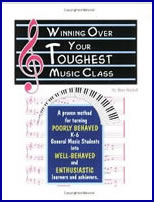 Winning Over Your TOUGHEST Music Class Book