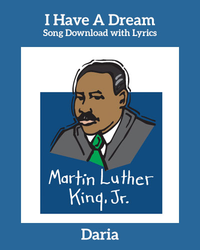 I Have a Dream Song Download with Lyrics