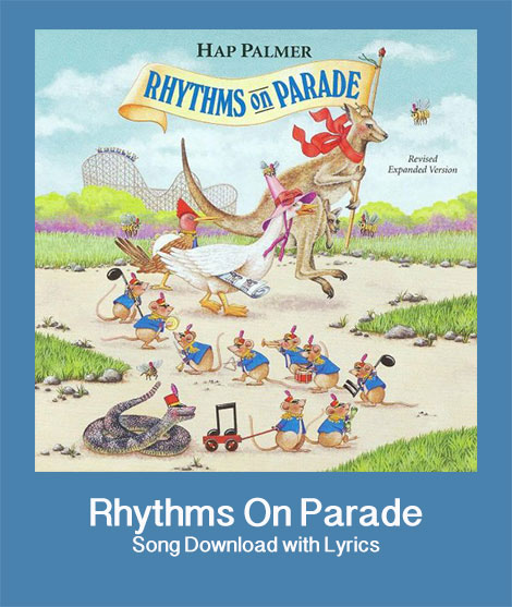Rhythms On Parade Song Download