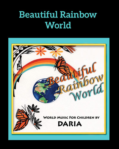 Beautiful Rainbow World Song Download