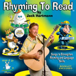 Jack Hartmann: Rhyming to Read