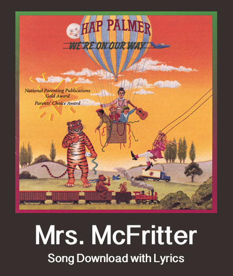 Mrs. McFritter Song Download with Lyrics