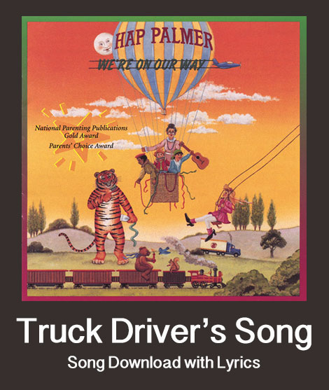 Truck Driver's Song Download with Lyrics