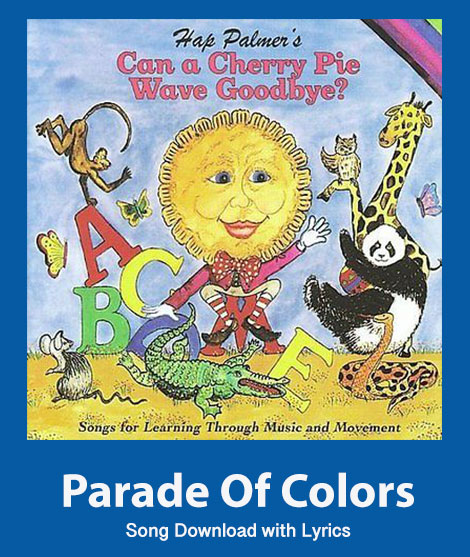 Parade of Colors Lead Sheets