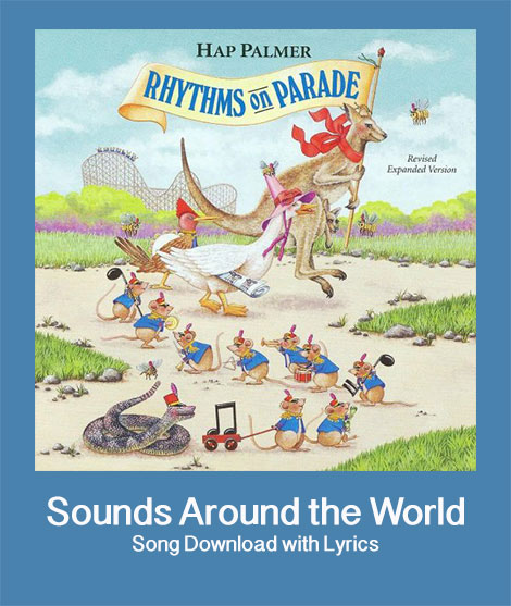 Sounds Around The World Download