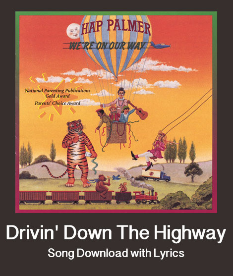 Drivin' Down The Highway Song Download with Lyrics