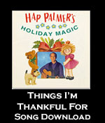 Things I'm Thankful For Song Download with Lyrics