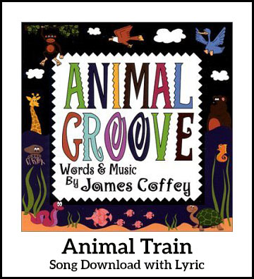 Animal Train Song Download