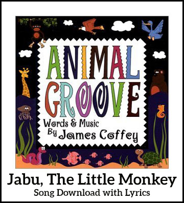 Jabu, The Little Monkey Song Download with Lyrics