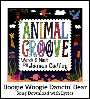 Boogie Woogie Dancin' Bear Song Download with Lyrics