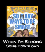 When I'm Strong Song Download with Lyrics