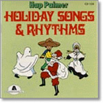 Hap Palmer: Holiday Songs and Rhythms