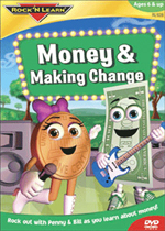 Money and Making Change DVD