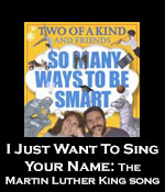 I Just Want to Sing Your Name - The Martin Luther King Song Download with Lyrics