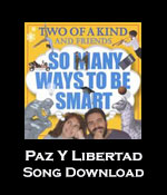 Paz y Libertad Song Download