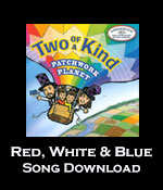 Red, White & Blue Song Download with Lyrics