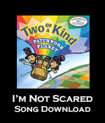 I'm Not Scared Song Download with Lyrics