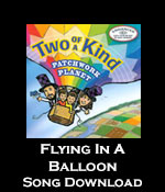 Flying In A Balloon Song Download with Lyrics