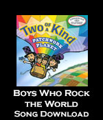 Boys Who Rock the World: Song Download