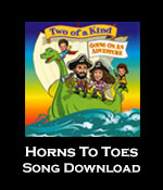 Horns To Toes Song Download with Lyrics