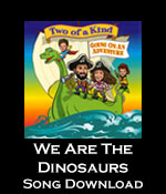 We Are the Dinosaurs Song Download with Lyrics