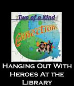 Hanging Out With Heroes At The Library Song Download with Lyrics