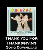 Thank You For Thanksgiving Song Download with Lyrics