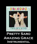 Pretty Saro/Amazing Grace Instrumental Song Download