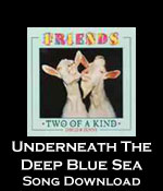 Underneath The Deep Blue Sea Song Download with Lyrics