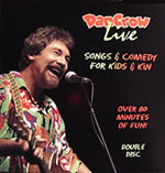 Dan Crow, Live Double CD