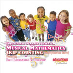 Musical Mathematics Student Activity Book: Grades 1-3
