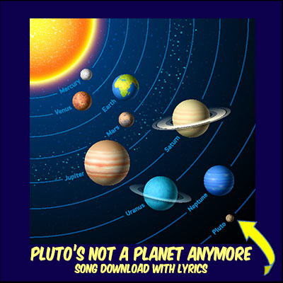 Pluto's Not a Planet Anymore