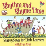 Fran Avni: Rhythm And Rhyme Time