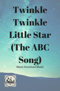 Twinkle Twinkle Little Star (The ABC Song) Sheet Music Download