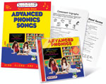 Advanced Phonics Download with Printable Workbook