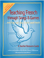 Teaching French through Songs & Games