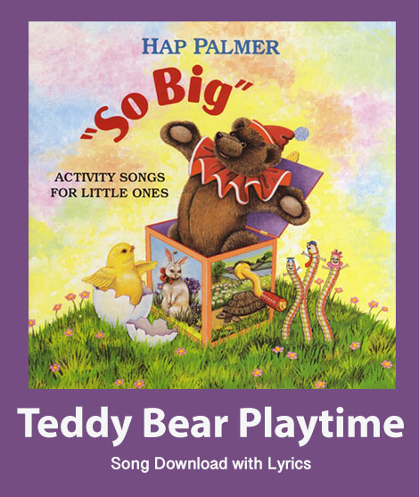 Teddy Bear Playtime:  INSTRUMENTAL Song Download