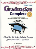 Graduation Complete: Songbook with CD