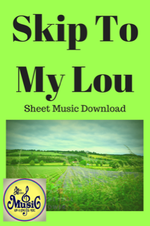 Skip To My Lou: Sheet Music Download