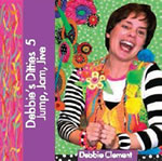 Debbies Ditties 5: Jump Jam Jive CD
