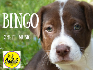 BINGO: Downloadable Sheet Music