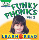 Funky Phonics Learn-to-Read Volume 2 Download with Lyrics