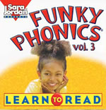 Funky Phonics Learn-to-Read Volume 3 Download with Lyrics