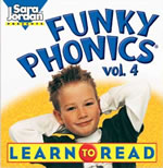 Funky Phonics Learn-to-Read Volume 4 Download with Lyrics
