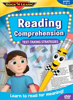 Reading Comprehension Strategies DVD