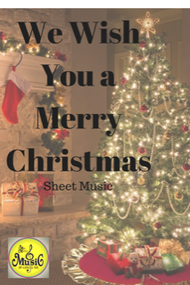 We Wish You a Merry Christmas: Sheet Music